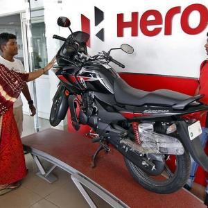 Volume growth, mkt share gains key for Hero MotoCorp