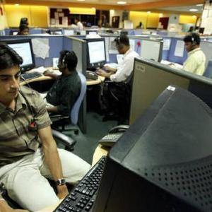 Large IT outsourcing contracts are up for grabs