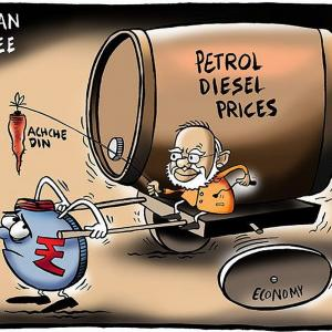 Petrol price nears all-time high; oil cos hike rates