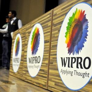 Wipro Q3 net up 20.8% to Rs 2,968 crore