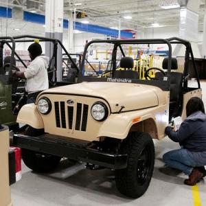 Mahindra lays off 2/3rd of staff at its American arm