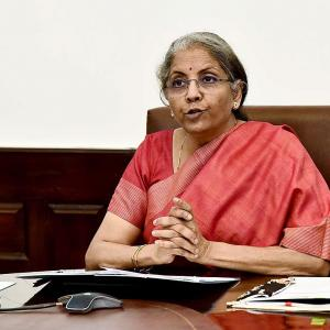 NSE technical glitch cost us immensely: Sitharaman
