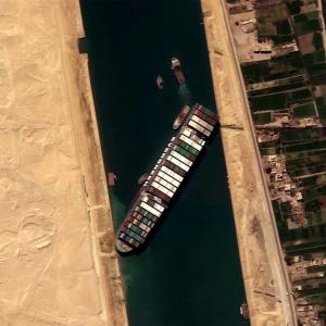Suez, de-globalization, and a Semiconductor Fab