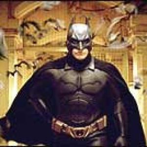 Batman Begins: Ew!