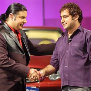 game show winner buys merc for rs 500 rediffcom movies