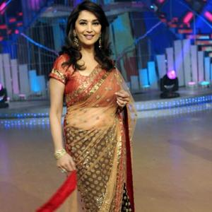 Madhuri Dixit: I haven't really been in shape