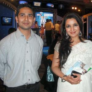 Spotted: Tisca Chopra in Mumbai