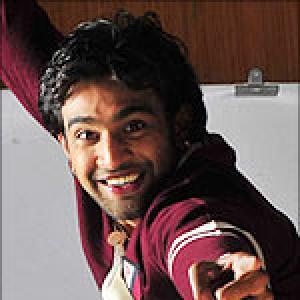 Shourya is for Darshan fans - Rediff com movies
