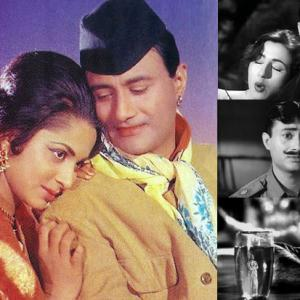 Dev Anand's Top 15 Movies