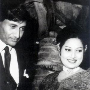 How the Dev Anand-Suraiya love affair ended - Rediff.com Movies
