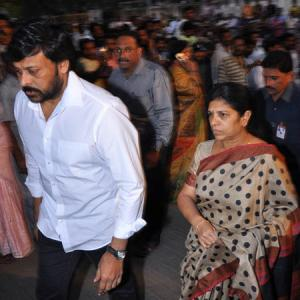 PIX: Nagarjuna's mother passes away, Telugu film industry mourns