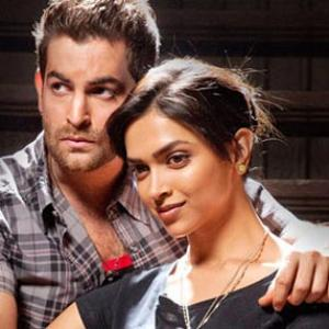 Is Neil Nitin Mukesh in love with Deepika?
