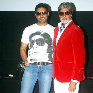 Amitabh: Please call me an item boy