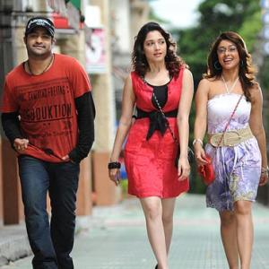 NTR Jr's back with Oosaravelli this Dussehra