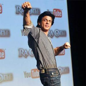 Shah Rukh: I'm not scared, I'm worried