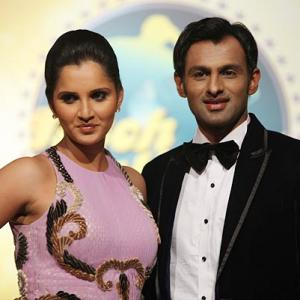 Parenthood not on the cards, insists Sania's husband