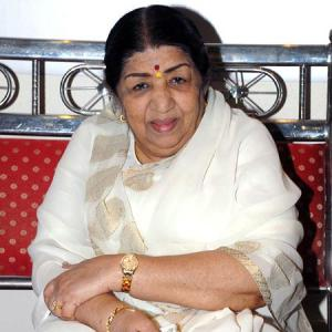 Lata Mangeshkar: I just couldn't bear to hear myself sing