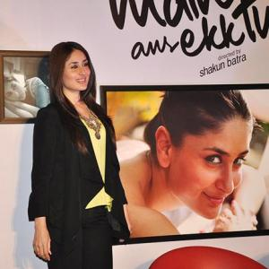 Imran Khan's stunning pictures of Kareena