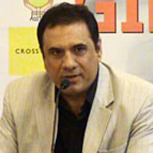Boman Irani launches book on sex workers