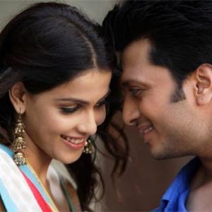 Genelia: Riteish and I are very lucky that we lasted