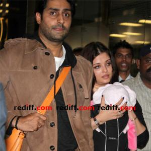 Abhishek: My daughter is the focus of all attention