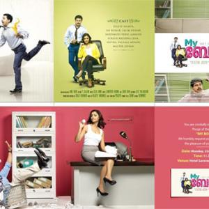 First Look: Dileep and Mamta in My Boss