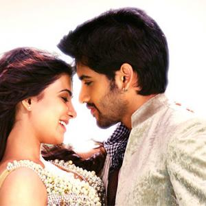 First look: Naga Chaitanya, Samantha in Autonagar Surya