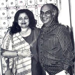 RARE PIX: Yash Chopra, Over The Years