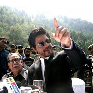 When Shah Rukh Khan's dreams came true