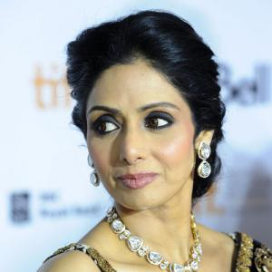 Sridevi: I haven't done much as an actor