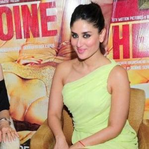 The REAL Heroine: Kareena's SEXY looks