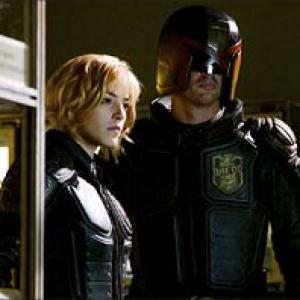 Review: Dredd 3D is a stunning, predictable mess