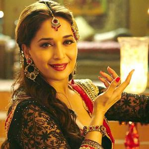 Madhuri Dixit: I am not nervous at all