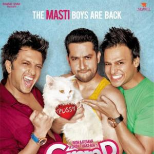 First Look: Vivek, Riteish, Aftab's Grand Masti