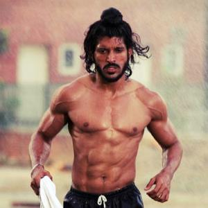How Farhan Akhtar perfected his Milkha Singh look