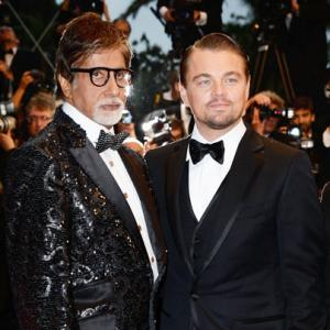 PIX: Amitabh Bachchan, Leo at The Great Gatsby Cannes premiere