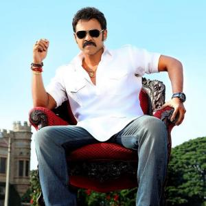 Venkatesh: I found Bol Bachchan very entertaining