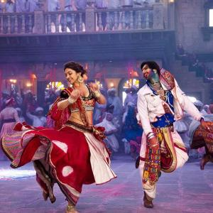 Ram Leela, Lagaan, Refugee: When Bollywood went to Gujarat