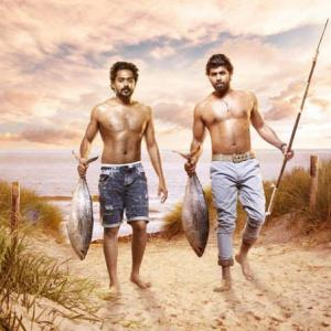 First Look: Asif Ali and Sunny Wayne with Andrea