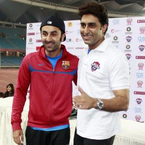Filmi family tree: Know how Ranbir and Abhishek are related?