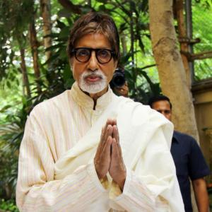 Amitabh Bachchan: I will try and work till my last breath