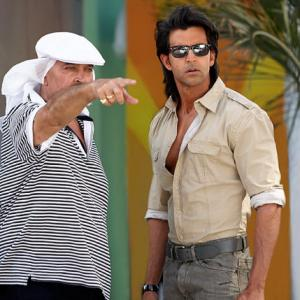Rakesh Roshan: I can't imagine making a film without Hrithik