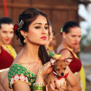 Ileana: When I first started acting, I HATED it