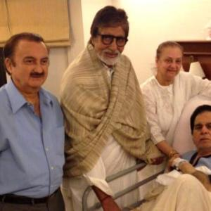 Dilip Kumar: I'm eager to go home