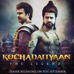 'Kochadaiyaan is a step forward for Indian film industry'