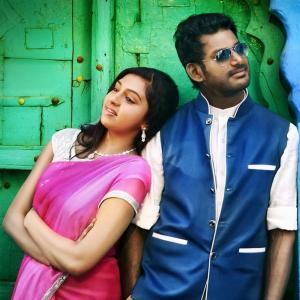 'Naan Sigappu Manithan will be a new experience for the audience'