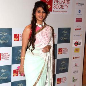 Tanishaa: Next time someone irritates you, laugh at them