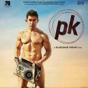 FIRST LOOK: Aamir Khan bares all for PK!