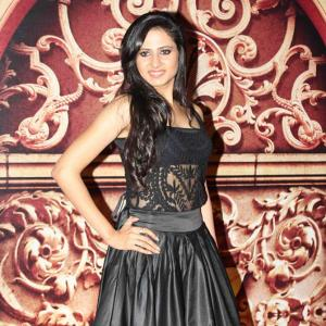 PIX: Sargun Mehta, Monica Bedi at Zee Rishtey awards