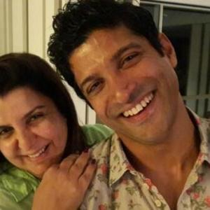 Happy birthday, Farah Khan, Farhan Akhtar!
